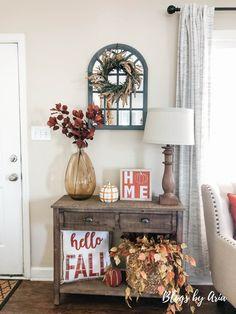 Fall Apartment Decor, Fall Room Decor, Home Decor, Fall House Decor, Fal Decor, Halloween Decorations Apartment, Fall Entryway Decor, Fall Kitchen Decor, Halloween Living Room