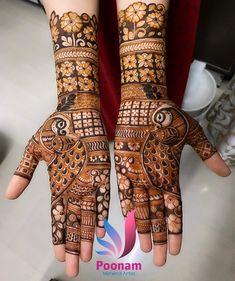 Wedding Henna Designs, Rose Mehndi Designs, Engagement Mehndi Designs, Indian Mehndi Designs, Mehndi Designs 2018, Henna Art Designs, Unique Mehndi Designs, Mehndi Designs For Hands, Beautiful Henna Designs