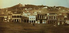 daguerréotype 1851 - San Francisco
