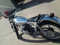 Bultaco scrambler #bultaco #scrambler