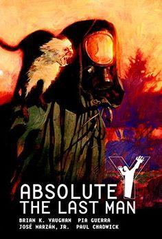 Absolute Y: The Last Man Vol. 1 by Brian K. Vaughan https://www.amazon.com/dp/1401254292/ref=cm_sw_r_pi_dp_x_FEBuyb1AM3XVP