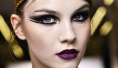 Cuatro formas de pintarse los ojos de negro