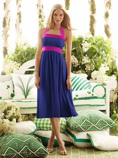 After Six Bridesmaid Style 6554 http://www.dessy.com/dresses/bridesmaid/6554/?color=amethyst=1#.UhbYHFZ-8RY