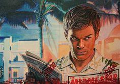 Dexter - Miami Star by DavidDeb