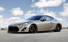 Toyota GT86/Scion fr-s/Subaru brz for showing the car world that power isn't everything