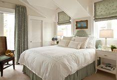 coastal bedroom | Anne Michaelsen Design