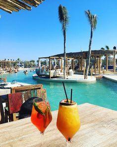 New Mykonos Day Club Opens Europe's Biggest Beachfront Pool | Travel + Leisure