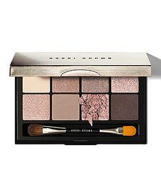 Best eyeshadow pallet ever!  Bobbi Brown Desert Twilight Collection Desert Twilight Eye Palette #Dillards