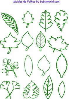 Feuilles d'arbres créatives!  Voici une mine d'idées pour exploiter les arts et l'automne.