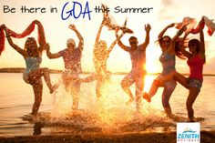 #GOA is the perfect place to be with #Friends this #Summer.. Book Now -Call - +1800-11-2277 (Toll Free No.)