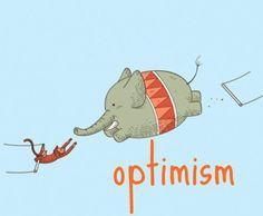 Optimism #Advertising #PublicRelations