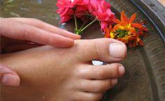 Uma série de atividades deliciosas para deixar os pés bonitos e saudáveis.