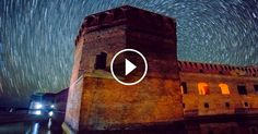 Admirez l'immense fort Jefferson, cette ancienne base navale qui permettait de combattre les pirates   SooCurious