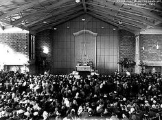 Our Lady of the Assumption Mass Ballyfermot 1953 Old Pictures, Old Photos, Irish Celtic, Dublin Ireland, Our Lady, Antique Photos, Vintage Photos, Old Photographs