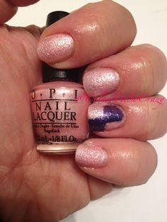 OPI- Can't Let you Go OPI-Pussy Galore