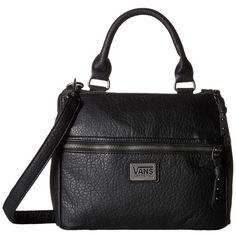 36da980aad8 Vans Diamonds Eye Medium Bag (Black) Cross Body Handbags ( 50) ❤ liked
