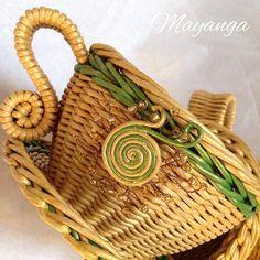 #чашка #плетёнаячашка #плетениеизбумаги #ручнаяработа #ручнаяработанурлат #ручнаяработаназаказ #интерьер #красота