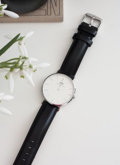 Daniel Wellington Classic Sheffield Lady Silver watch