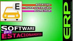 Software para estacionamentos vagas rotativas Sistema Erp, Software, Vagas, Control, How To Plan, Parking Lot