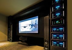 McIntosh Westchester I Home Theater System: Complete 7 Channel Home Theater System