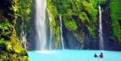 Thousand waterfall - Bogor Indonesia