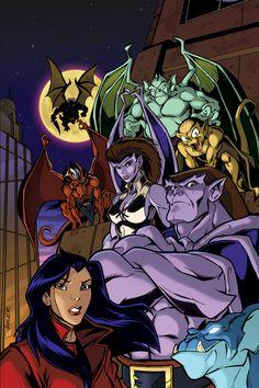 200 Gargoyles Ideas Gargoyles Gargoyles Disney Gargoyles Cartoon