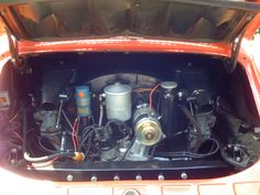 Rebuilt engine in my 912 (had the core done elsewhere, did carbs, reassembly, tuning, etc myself)