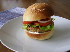 Vegan Gardenburger