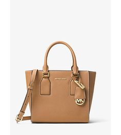 On SALE at 48% OFF! Selby Medium Leather Messenger by MICHAEL Michael Kors.