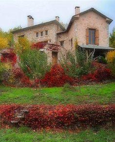 Cottage.. Milies, Pelion, Greece