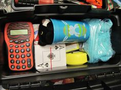"""Dave has been accumulating tools and other items for """"Career"""" tool box gifts for Operation Christmas Child.    All of this did fit into ..."""