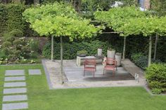 21 Garden Design is Best for Your Inspiration vintagetopia is part of Deck garden - Designing a garden demands a particular level of expertise that could be honed over a very long time period or else one can learn from the very best in the organization Back Gardens, Small Gardens, Front Yard Landscaping, Backyard Landscaping, Pergola Garden, Terrace Garden, Amazing Gardens, Beautiful Gardens, Unique Garden