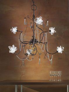 """Collection """"Venice"""" 2007. Design Stefano Mandruzzato."""