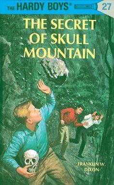 Hardy Boys 27: The Secret of Skull Mountain (The Hardy Boys) by Franklin W. Dixon