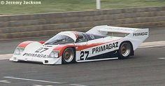 RSC Photo Gallery - World Sports Prototype Championship Silverstone 1990 - Porsche 962 no.27 - Racing Sports Cars