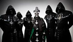 Metal Spirit: GHOST B.C. se une a IRON MAIDEN y SLAYER en Chile y pone su nuevo álbum vía streaming