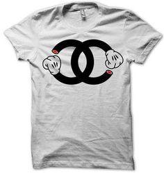 Camiseta  Mickey Chanel