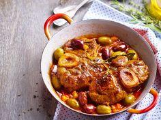 OSSO BUCCO : Un grand classique à faire mijoter longuement pour ensoleiller l'hiver. Aussi facile à préparer que délicieux !