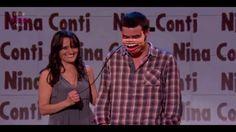 Nina Conti ventriloque