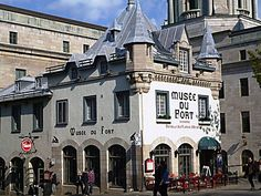 Québec, vieille ville