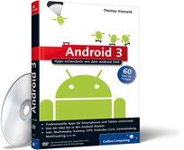 Dieses Buch darf auf der Droidcon 2012 natürlich nicht fehlen: Android 3 - Apps entwickeln mit dem Android SDK