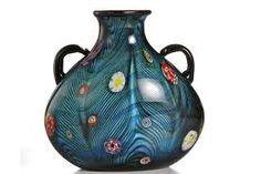 Risultati immagini per immagini di vasi di  vetro murano