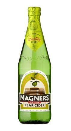 Pear Magners (סַיְדֶּר אַגָּסִים)