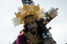 Jesús de la indulgencia, Beaterio de Belén, Guatemala 2016
