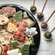 The wild Outdoor cake pops #wildone #wildoutdoors #natsweets