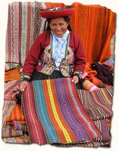 Beautiful Textiles, Peru