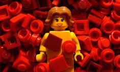 AMERICAN BEAUTY- 15 Famous Movie Scenes by Lego |