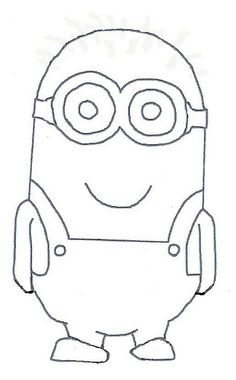 Blank minion...I'm sure I'll need this for something.