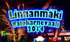 Linnanmäki Valokarnevaali 2014
