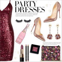 #PolyPresents: Party Dresses